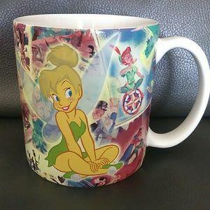 Disney Peter Pan/Tinkerbell Mug🏰